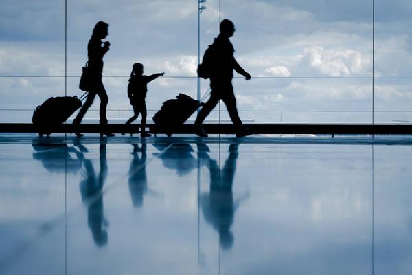 Đi du lịch cùng gia đình